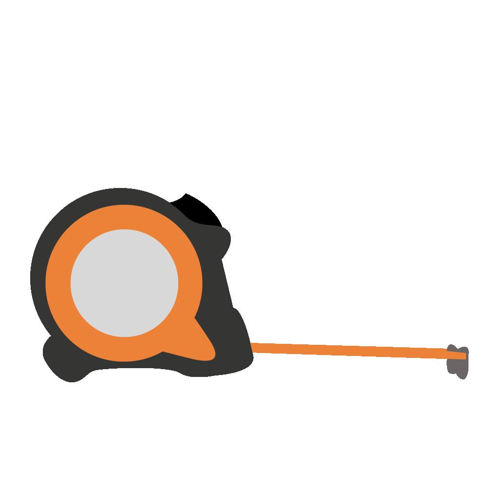 Измерители длины, ширины или расстояния