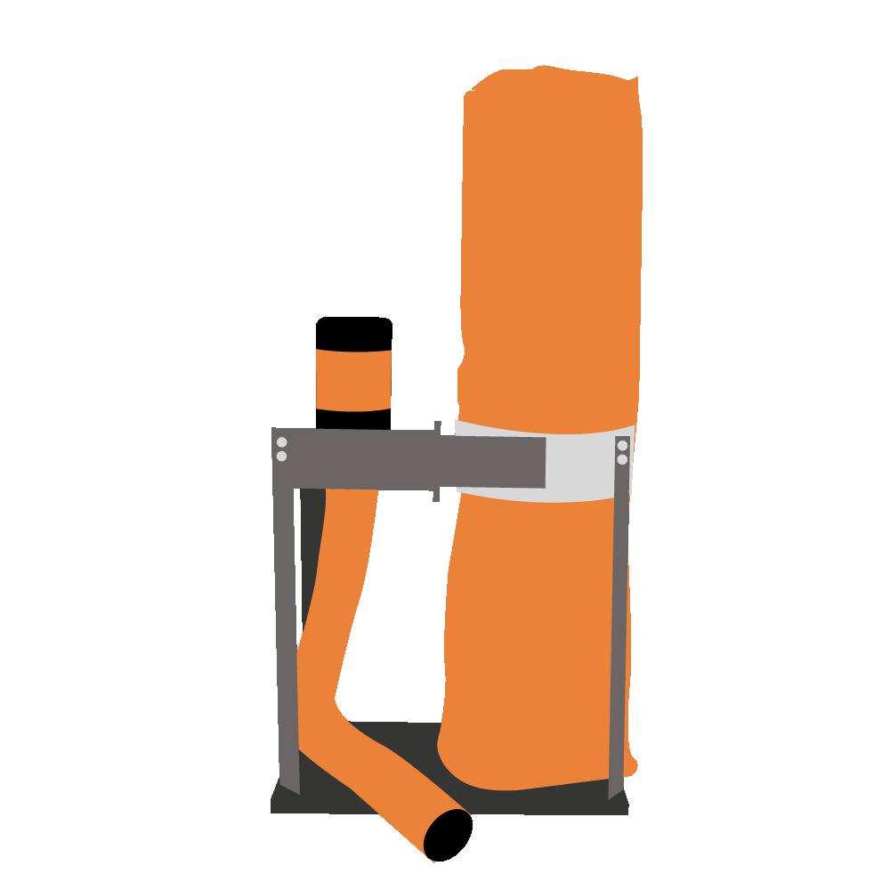 Стружкоотсосы (вытяжные установки)