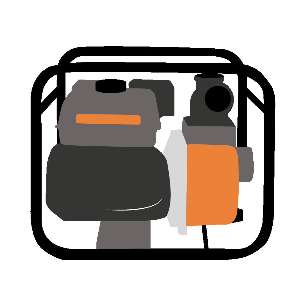 Для мотопомп